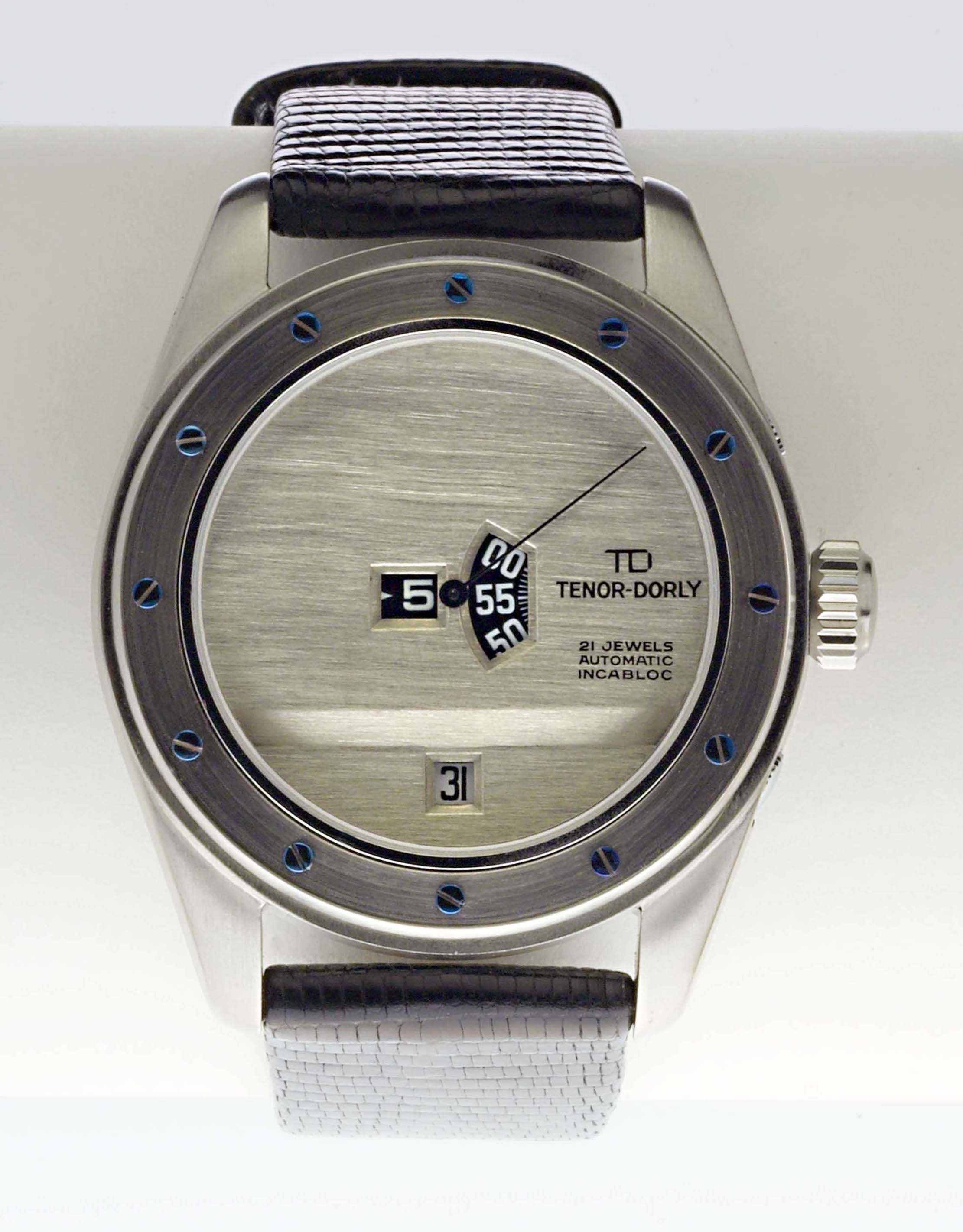 TENOR DORLY (Edition limitée Heure Sautante - Prototype / 30 Exemplaires), vers 2000