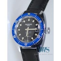 SANDOZ (Submarine Antichoc - Lady réf. 23.906.1), vers 1970