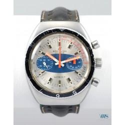 BREITLING (Chronographe Sprint - Pilote Bleu réf. 2212), vers 1969