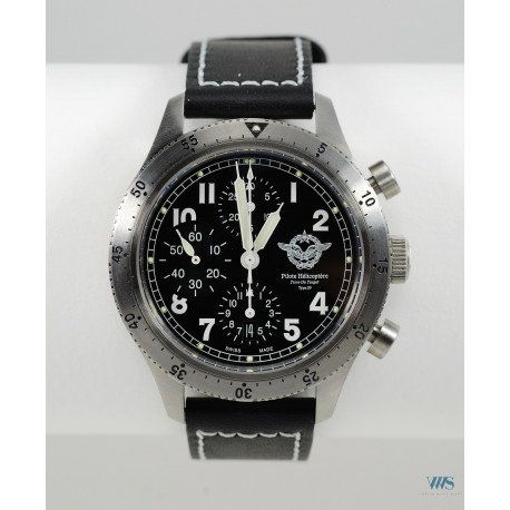 T.O.T (Chronographe Type 20 / Pilote Hélicoptère - N° 003 / 100), Projet 2007