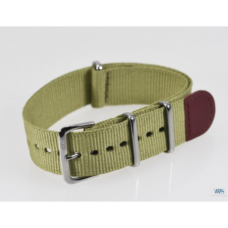 NATO Strap 20mm VWS - Olive Green