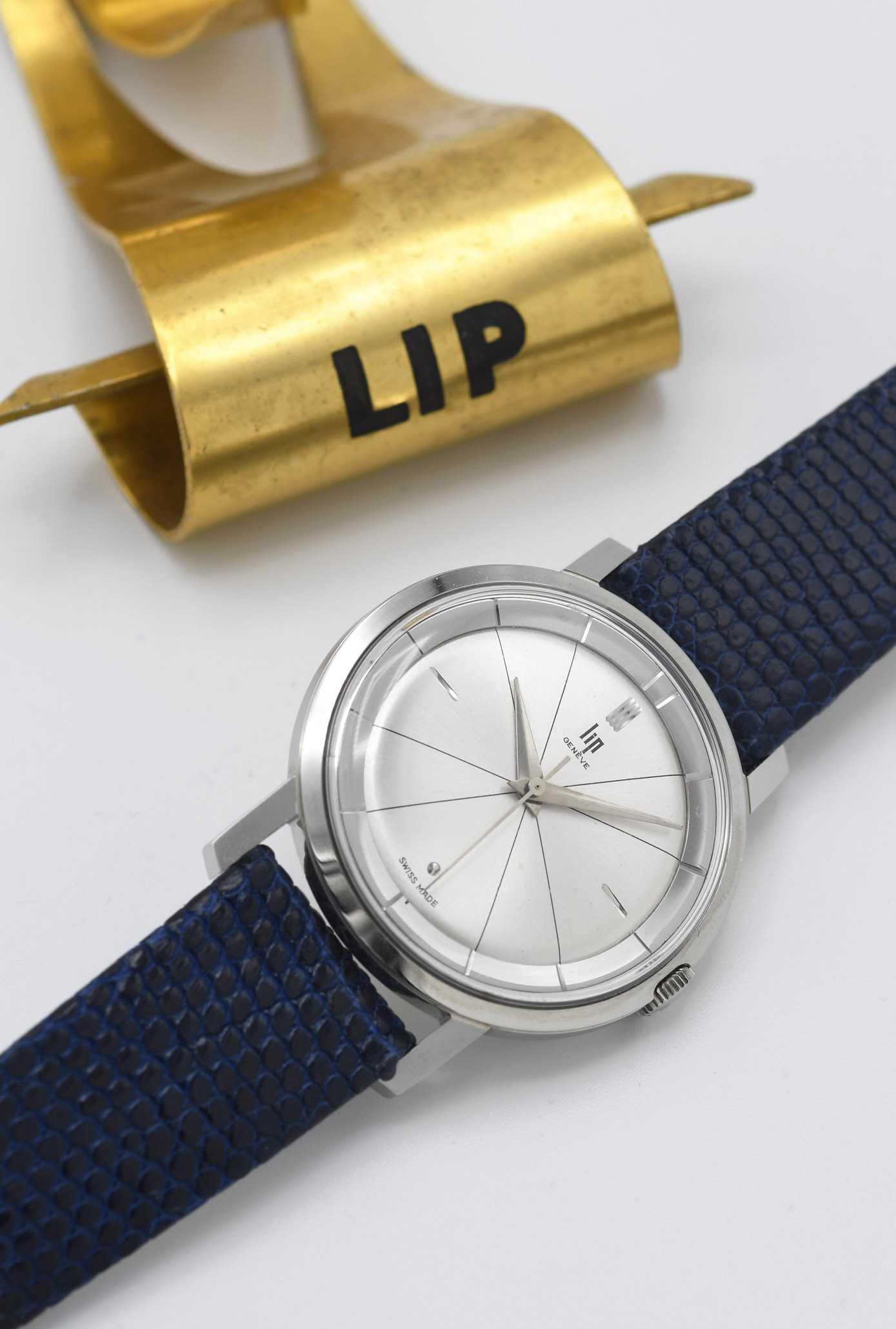 LIP (GENÈVE CLASSIQUE - SOLEIL RÉF. 5328 ), vers 1966