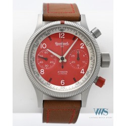 HANHART (CHRONOGRAPHE PILOTE RED X RED - 747 EXPS), vers 2006