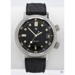 LIP (Nautic - Mécanique Black réf. 42518), vers 1966