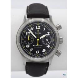 OMEGA (Chronograph Dynamic 007 - Black réf. 175.0310), vers 1999