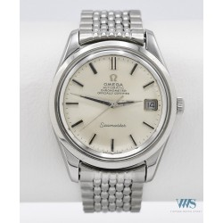 OMEGA (SEAMASTER Chronomètre – Date Réf. 168.024 SP), vers 1966.