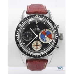 YEMA (Chronographe Yachtingraf Croisière réf. 93012), vers 1969