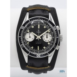 "YEMA (Chronographe pilote incabloc ""Daytona' / Série II réf. 9312), vers 1967"