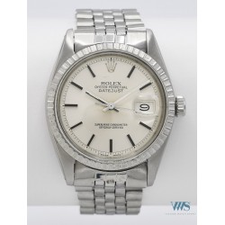 ROLEX (OYSTER PERPETUAL - DATEJUST / SILVER RÉF. 1603), vers 1978
