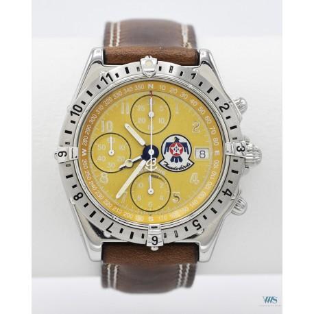 BREITLING (Chronographe Chronomat – Thunderbirds / Limited Édition réf. A20048), vers 1994