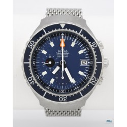 OMEGA (Chronographe Seamaster 120 – Big Blue réf. 176.004), novembre 1972
