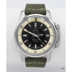 "ENICAR (Sherpa Ultradive ""panda"" / Automatic Compressor réf. 144-35-03), vers 1968"