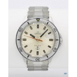 OMEGA (Genève Diver Amirauté - White réf. 165.042), vers 1970