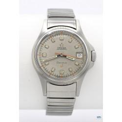 OMEGA (Genève Diver Amirauté Automatic - Grey réf. 166.038), vers 1968