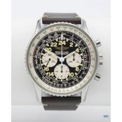BREITLING (Chronographe Cosmonaute 24H / Navitimer réf. A12019 / 81600F), vers 1991