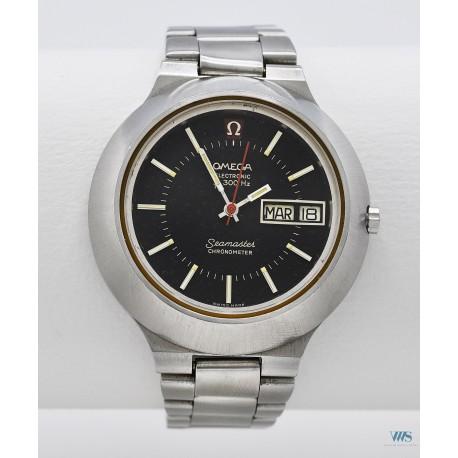 OMEGA (Seamaster / Chronomètre Electronic F 300Hz réf. 198.0018), vers 1971