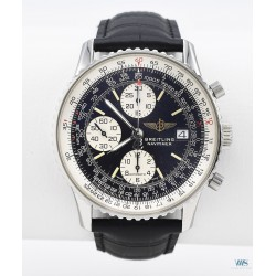 BREITLING (Chronographe Old Navitimer II - réf. A13022), vers 1995