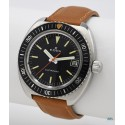EDOX (Diver Electronique - Black 20 ATU), vers 1969