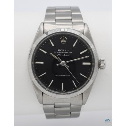 ROLEX (Oyster Perpetual Super Precision / Air-King - Black réf. 5500), vers 1964