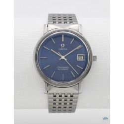 OMEGA (Seamaster Sport - Automatic / Blue / réf. 166.0202), vers 1977