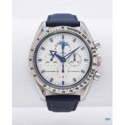 OMEGA (Chronographe Speedmaster Professional - Moonphase / White / réf. 3575.20.00 /145 00 55), vers 2006
