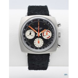 BREITLING (Chronographe Top Time Panda / Coussin / réf. 814/N), vers 1969