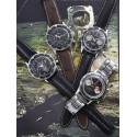 NIVADA GRENCHEN (Chronomaster Aviator - Sea Diver / Yachting Gray / réf. 85004/3181), vers 1968