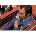 HEUER (Chronographe Silverstone - Chrono-Matic / Blue / réf. 110.313B), vers 1974