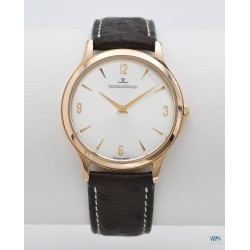 JAEGER-LeCOULTRE (Master Control 1000 H - Ultra thin / Or rose / réf. 145.2.79 S), vers 2007