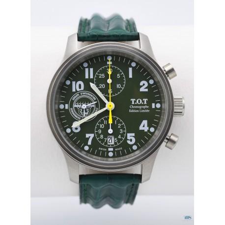 T.O.T. (Chronographe GIGN / Prototype vert kaki - N°0 pièce unique / réf. 3Q2004), Projet 2005