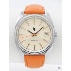 LIP (Sport date 4 ATU / Trotteuse orange), vers 1970