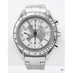 OMEGA (Chronographe Speedmaster Automatique Date / Silver / ref. 175.0083 - 3513.30.00), vers 1999