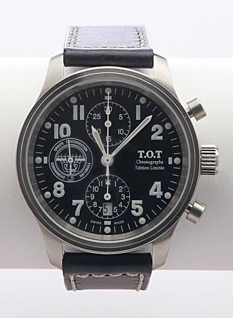 T.O.T (Chronographe G.I.G.N / 1ère série - Prototype 00/200), Projet 2004