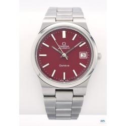 OMEGA (Genève Sport Automatic Bordeaux - Date / ref. 166.0173), vers 1975