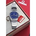 OMEGA (Seamaster Sport / Automatic Blue - Date / ref. 166.0213), vers 1973