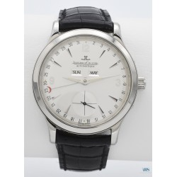 JAEGER-LeCOULTRE (Master Control 1000 H - Triple Date Silver / ref. 140.8.87), vers 2003