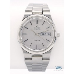 OMEGA (Genève Sport Automatic Grey - Day Date réf. 166.0174), vers 1975