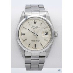 ROLEX (Oyster Perpetual Date - Silver / ref. 1500), vers 1970