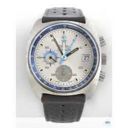 OMEGA (Chronographe Seamaster - Flat Jedi / Silver - réf. 176.007), vers 1970