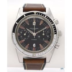Chronographe Suisse (Chronographe pilote Aéronavale / ref. AA1345), vers 1965