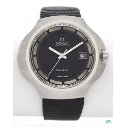 "OMEGA (Genève ""Stingray Cobra"" Automatic Black / ref. 166.121), vers 1972"
