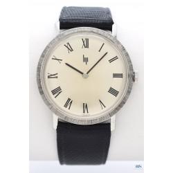 LIP (Classic Romaine / Mécanique date / ref. 43844), vers 1975