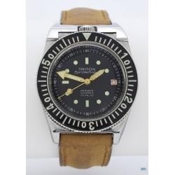 TRITON (Submarine Spirotechnique / ref : E / 200 M ), vers 1964