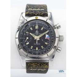 OLLECH & WAJS (Chronographe Sport 20 ATM / Diver Regatta / ref. 1004), vers 1965