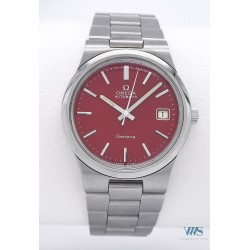 OMEGA (Genève Sport Automatic Red - Date / ref. 166.0173), vers 1974