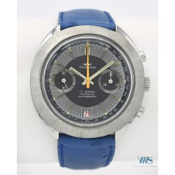 DUGENA (Chronographe Pilote Antimagnetic – Rallye / ref. 2030), vers 1974