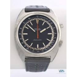 OMEGA (Chronostop Seamaster - Tachymètre Black / ref. 145.007), vers 1969