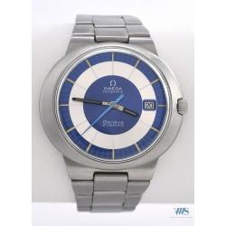 OMEGA (Dynamic Genève Silver - Bleu / Automatique - Date réf. ST 166. 039), vers 1969