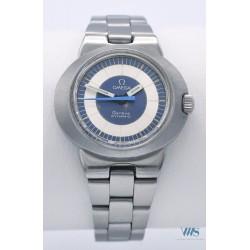 OMEGA (Genève Dynamic - Lady Blue Automatic / ref. ST 535015 / 565015), around 1974
