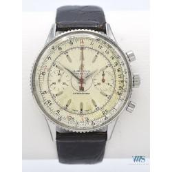 BREITLING - LIP (Chronographe Chronomat / White / ref. 808), vers 1965